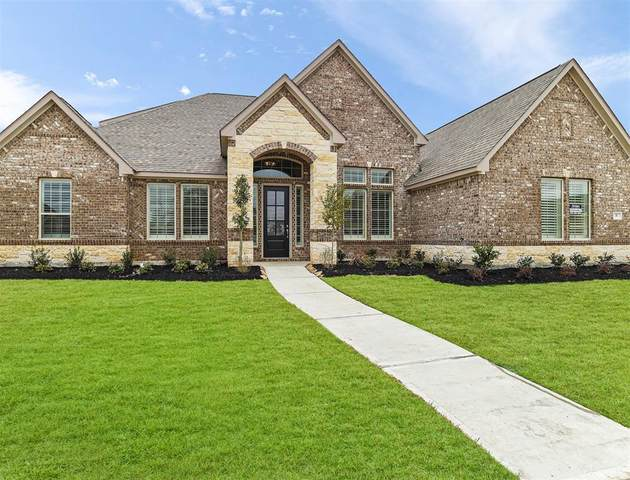 58 Palmero Way, Manvel, TX 77578 (MLS #9398927) :: The SOLD by George Team