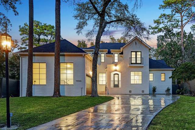 10046 Briar Drive, Houston, TX 77042 (MLS #94278225) :: Texas Home Shop Realty