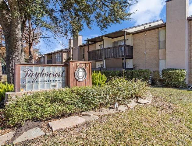 1500 Bay Area Boulevard #162, Houston, TX 77058 (MLS #94323103) :: Connect Realty
