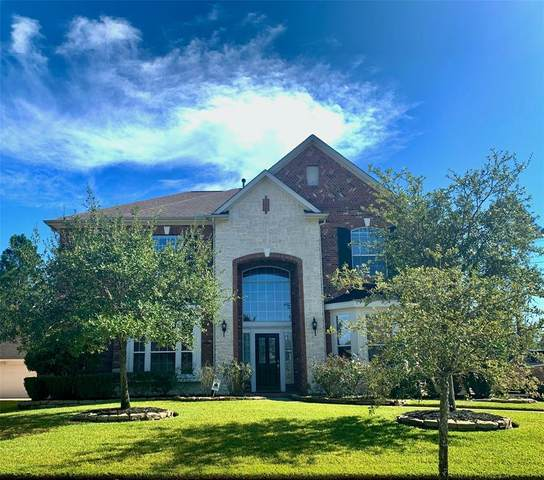20526 Windrose Bend Drive, Spring, TX 77379 (MLS #94439544) :: The Bly Team
