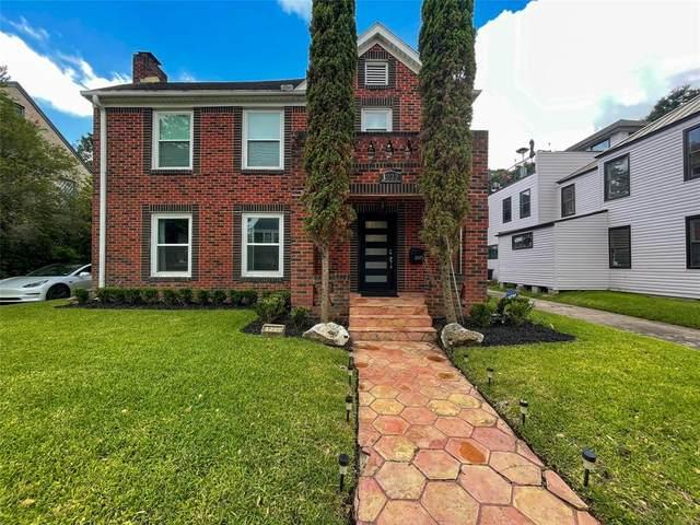 3222 Oakdale Street, Houston, TX 77004 (MLS #95206923) :: The Property Guys