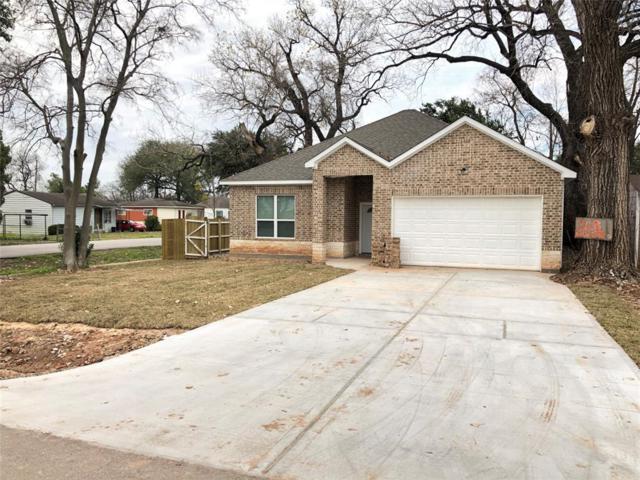 101 Owens Street, Houston, TX 77029 (MLS #95793740) :: The Heyl Group at Keller Williams