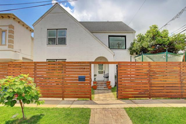 1704 Stanford Street, Houston, TX 77006 (MLS #9588316) :: Green Residential