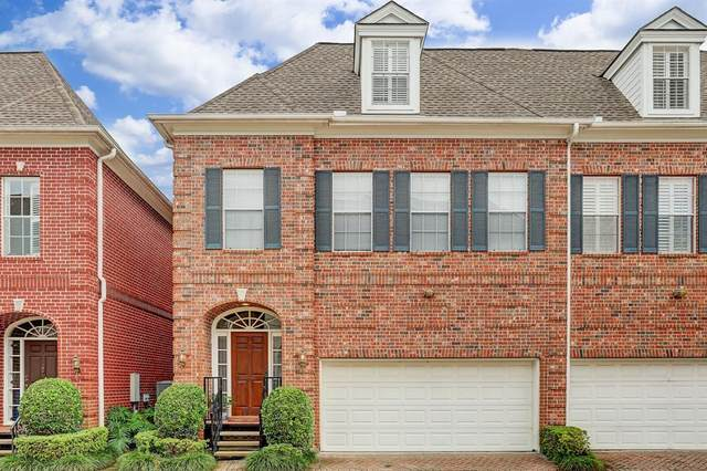 1810 Staffordshire Crescent, Houston, TX 77030 (MLS #9591765) :: The SOLD by George Team
