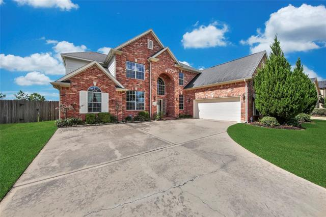 1406 Bentlake Lane, Pearland, TX 77581 (MLS #96760899) :: The Home Branch