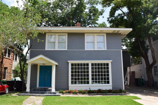1528 Harold Street, Houston, TX 77006 (MLS #97890495) :: Giorgi Real Estate Group