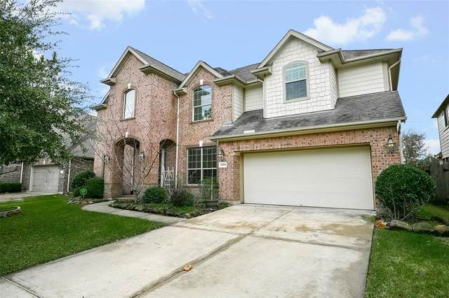 21019 Cordell Landing Drive, Richmond, TX 77407 (MLS #98289389) :: The Home Branch