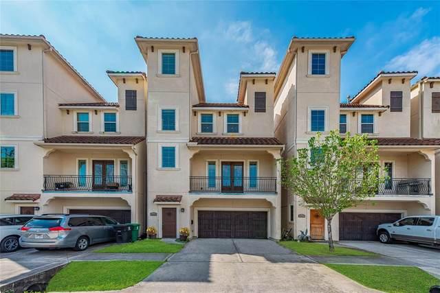 5605 Maxie Street, Houston, TX 77007 (MLS #98368774) :: Green Residential
