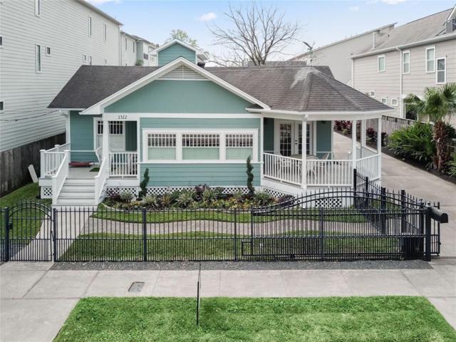1322 W 25th Street, Houston, TX 77008 (MLS #98981407) :: Magnolia Realty