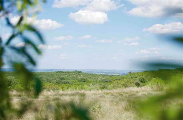 Lot 70 Bosque Trail, Marble Falls, TX 78654 (MLS #11699954) :: Ellison Real Estate Team