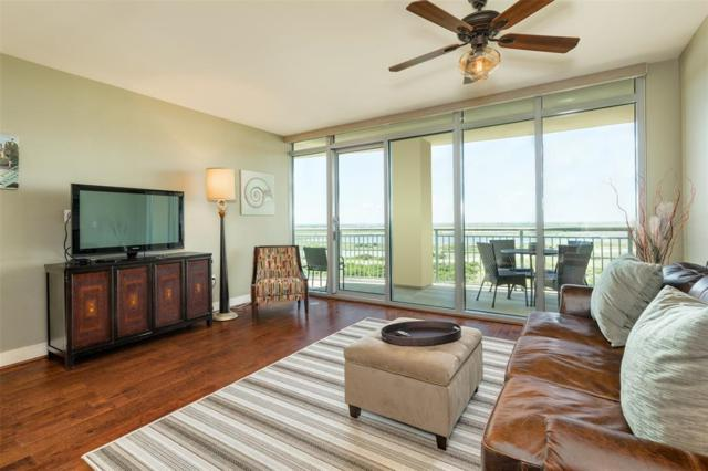 801 E Beach Drive Bc0812, Galveston, TX 77550 (MLS #12529348) :: Krueger Real Estate