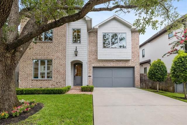 4028 Coleridge Street, Houston, TX 77005 (MLS #18794420) :: The Property Guys