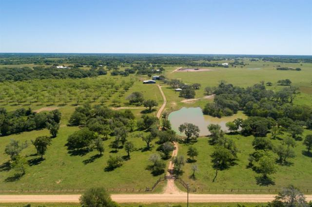 1792 County Road 380, Hallettsville, TX 77964 (MLS #20943063) :: The SOLD by George Team