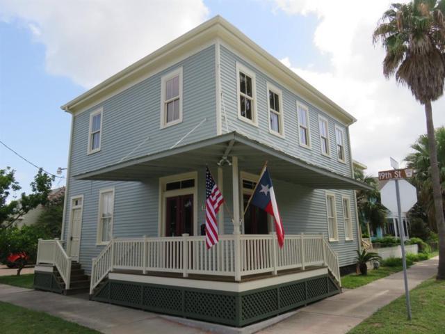 1126 19, Galveston, TX 77550 (MLS #22886181) :: The Heyl Group at Keller Williams