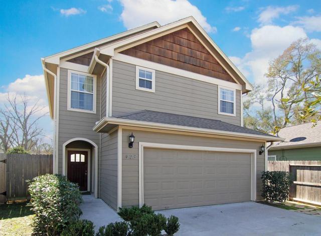 423 San Julio Drive, Houston, TX 77091 (MLS #23557599) :: Texas Home Shop Realty