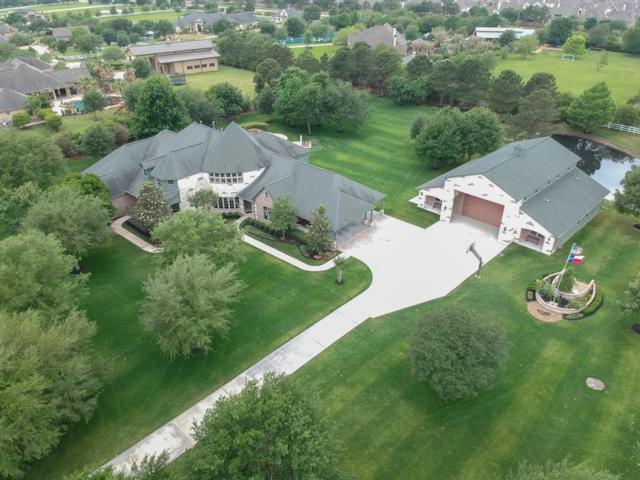 16703 Saddle Ridge Pass, Cypress, TX 77433 (MLS #25354428) :: Texas Home Shop Realty