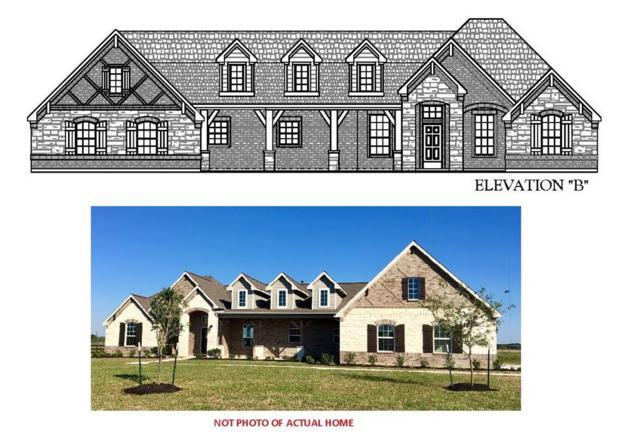 6710 Bayou Trail Drive, Alvin, TX 77511 (MLS #25618548) :: Texas Home Shop Realty
