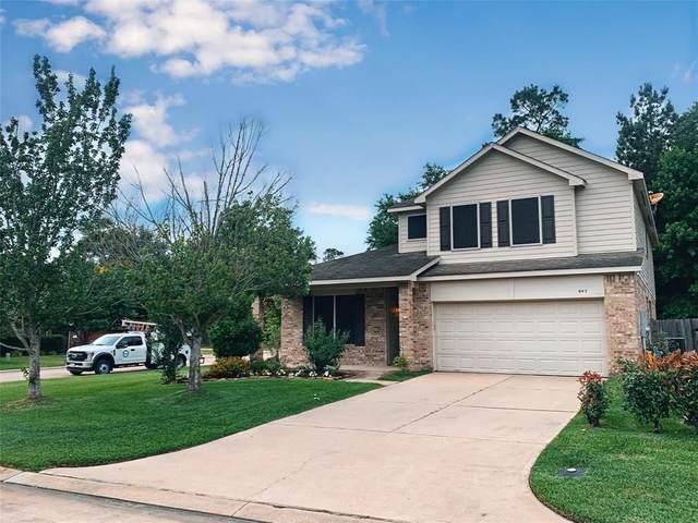 947 Doire Drive, Conroe, TX 77301 (MLS #26052137) :: Giorgi Real Estate Group
