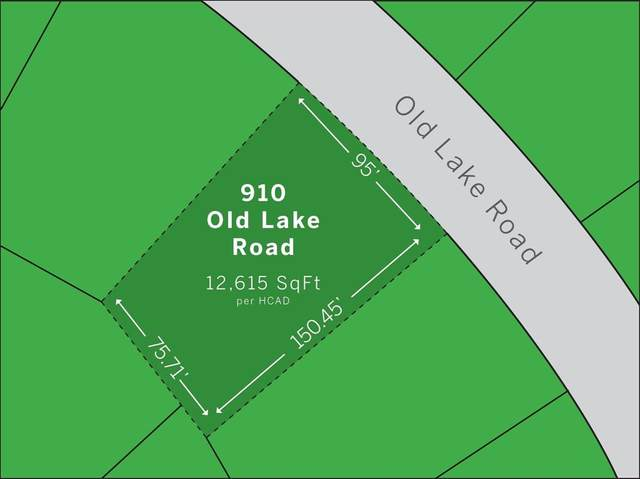 910 Old Lake Road, Houston, TX 77057 (MLS #26278453) :: Caskey Realty