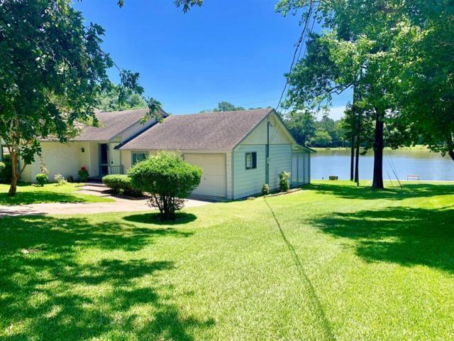 184 W Lake Drive, Livingston, TX 77351 (MLS #27120195) :: Texas Home Shop Realty