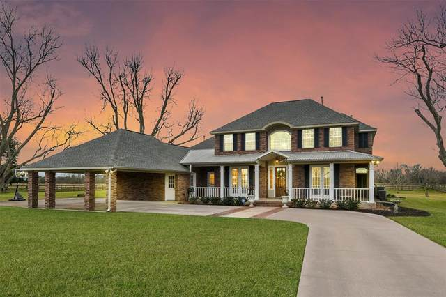 610 County Road 494, Dayton, TX 77535 (MLS #29527577) :: The SOLD by George Team