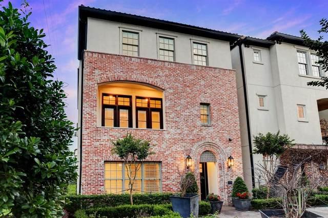1156 Mosaico Lane, Houston, TX 77055 (MLS #29702274) :: The Wendy Sherman Team