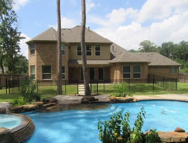 702 Carriage View Lane, Huffman, TX 77336 (MLS #29894994) :: The Heyl Group at Keller Williams