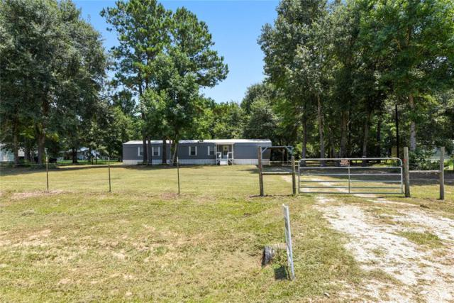 318 County Road 2800, Cleveland, TX 77327 (MLS #35064633) :: The SOLD by George Team