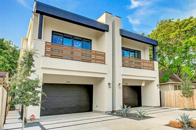 109 E 27th Street B, Houston, TX 77008 (MLS #35348191) :: Giorgi Real Estate Group