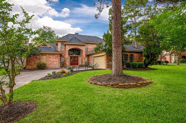 5311 Walnut Hills Drive, Kingwood, TX 77345 (MLS #37112703) :: The Parodi Team at Realty Associates