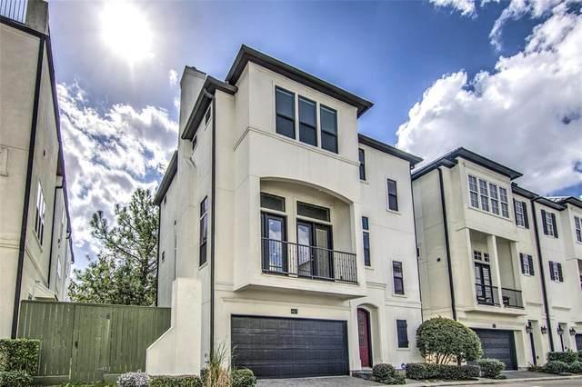 8827 Lakeshore Terrace Drive, Houston, TX 77080 (MLS #37384173) :: The Jennifer Wauhob Team