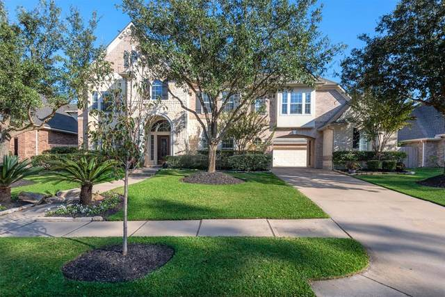 20810 Windrose Bend Drive, Spring, TX 77379 (MLS #37594908) :: The Bly Team