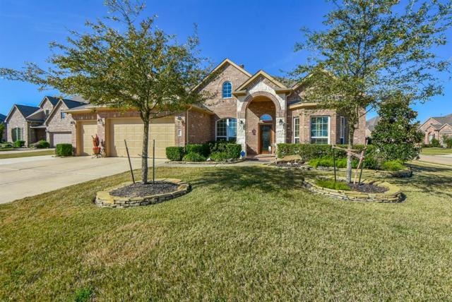 16315 Christopher Park Street, Hockley, TX 77447 (MLS #37686243) :: The Bly Team