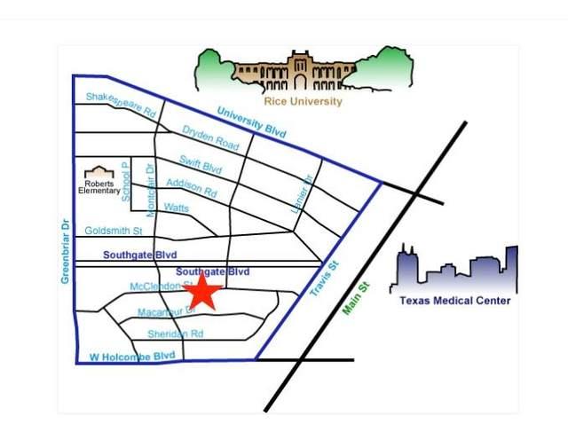 2117 Mcclendon Street, Houston, TX 77030 (MLS #38446949) :: The Wendy Sherman Team