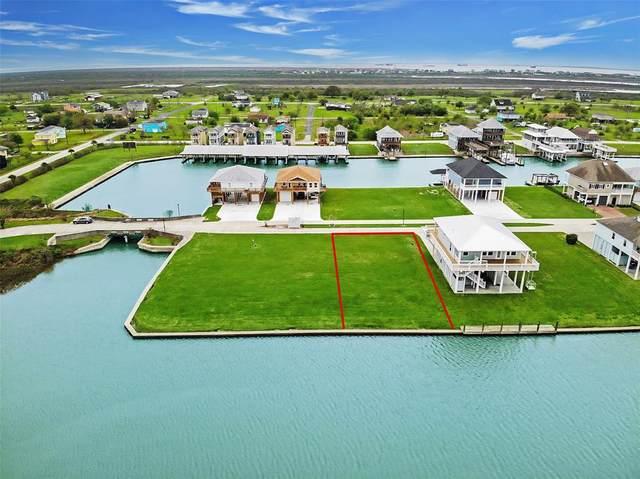 2117 Laguna Harbor Cove Boulevard, Port Bolivar, TX 77650 (MLS #38754269) :: The Freund Group