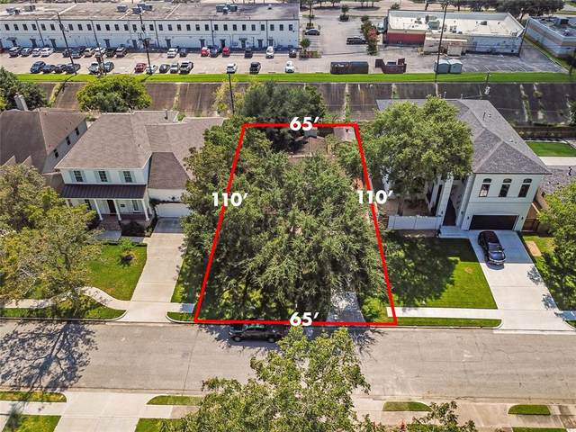 4619 Mimosa Drive, Bellaire, TX 77401 (MLS #40895922) :: All Cities USA Realty