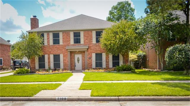 2108 Meadow Parkway, League City, TX 77573 (MLS #41078089) :: REMAX Space Center - The Bly Team