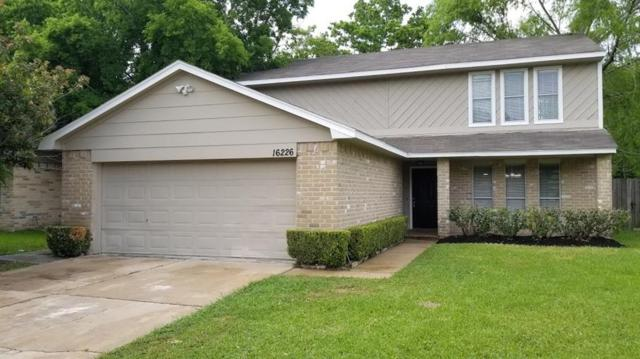 16226 Pasadero Drive, Houston, TX 77083 (MLS #42244224) :: Texas Home Shop Realty