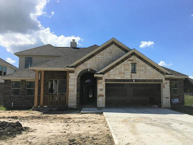 1318 Graham Trace Lane, League City, TX 77573 (MLS #42897452) :: REMAX Space Center - The Bly Team