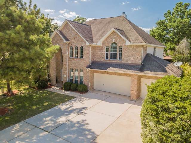 963 Stoneglade Drive, Conroe, TX 77301 (MLS #43895197) :: The Jill Smith Team