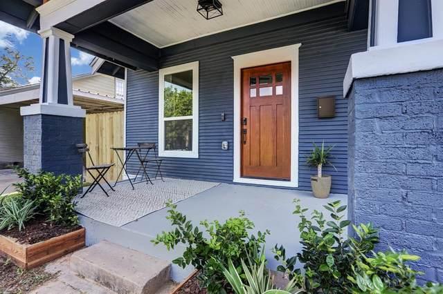 1921 Pasadena Street, Houston, TX 77023 (MLS #441878) :: Caskey Realty