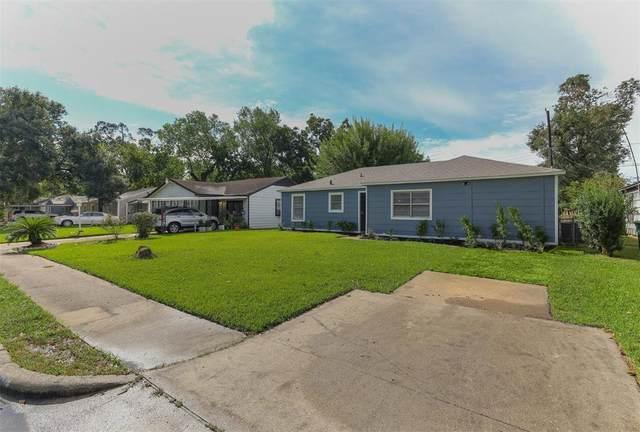 4910 Kelso Street, Houston, TX 77021 (MLS #45652175) :: Caskey Realty