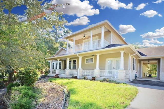 661 Lake Grove Drive, Coldspring, TX 77331 (MLS #47632998) :: Texas Home Shop Realty