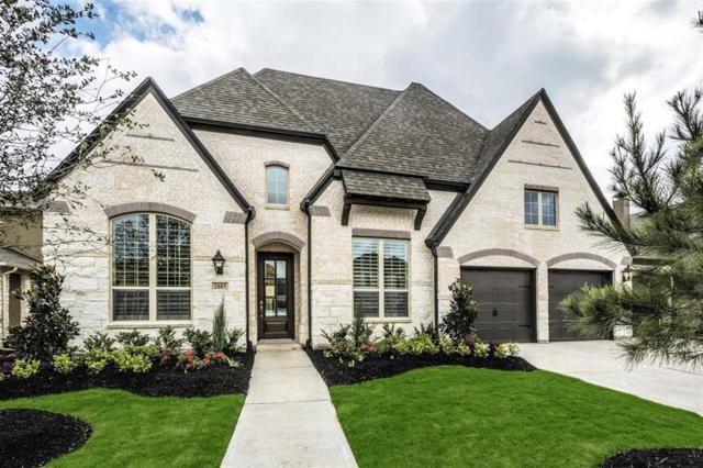 2807 Dogwood Terrace, Katy, TX 77494 (MLS #47964139) :: Texas Home Shop Realty