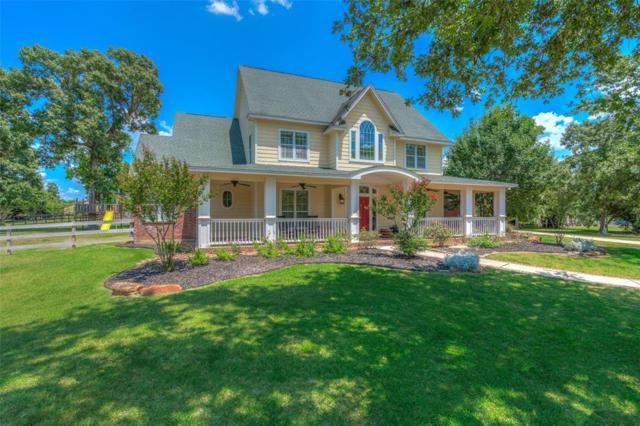 15586 Crown Oaks Drive, Montgomery, TX 77316 (MLS #48842082) :: Fairwater Westmont Real Estate