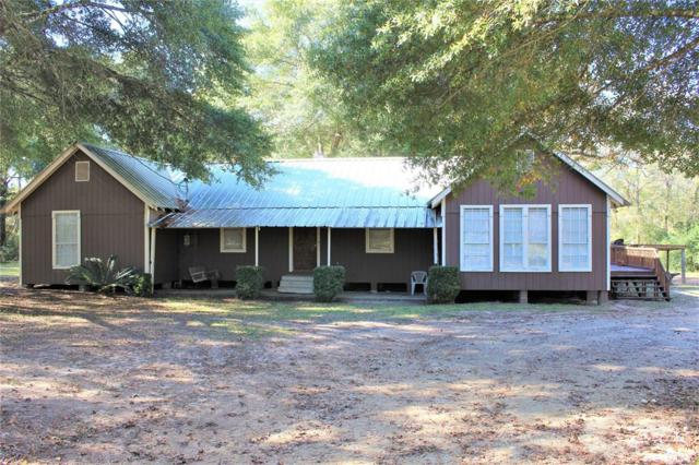 719 County Road 347 S, Cleveland, TX 77327 (MLS #5025261) :: The Heyl Group at Keller Williams