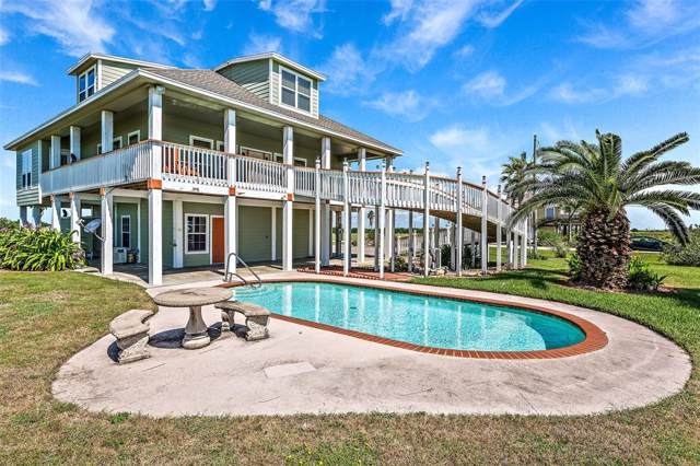979 Rancho Carribe Drive, Crystal Beach, TX 77650 (MLS #51530378) :: The Parodi Team at Realty Associates