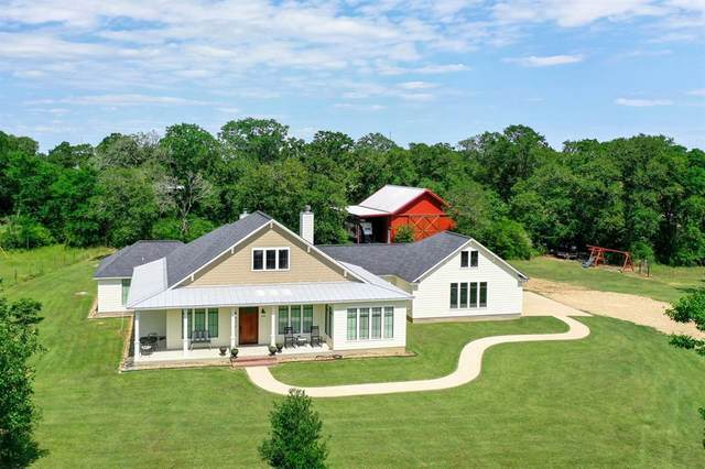 9388 County Road 172, Iola, TX 77861 (MLS #53005372) :: The SOLD by George Team