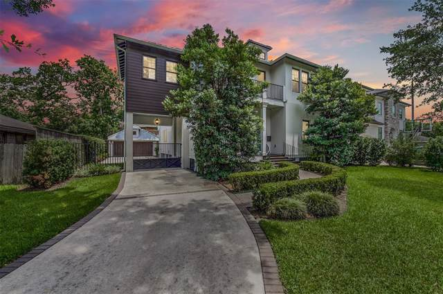 4706 Maple Street, Bellaire, TX 77401 (MLS #55153837) :: Giorgi Real Estate Group