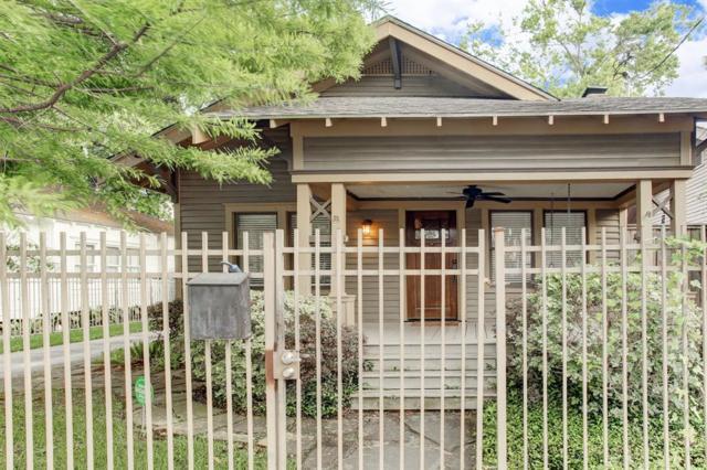 1119 Willard Street, Houston, TX 77006 (MLS #56653867) :: Giorgi Real Estate Group